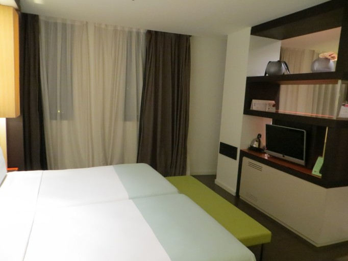 Tryp Condal Mar Junior suite