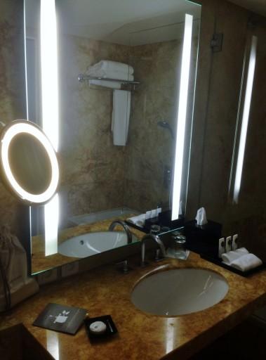 Sofitel Abidjan - badkamer