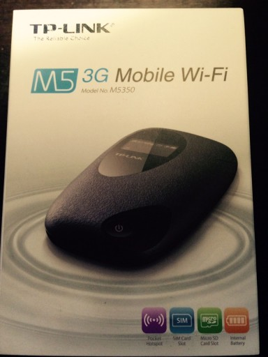 Wifi 3G Router