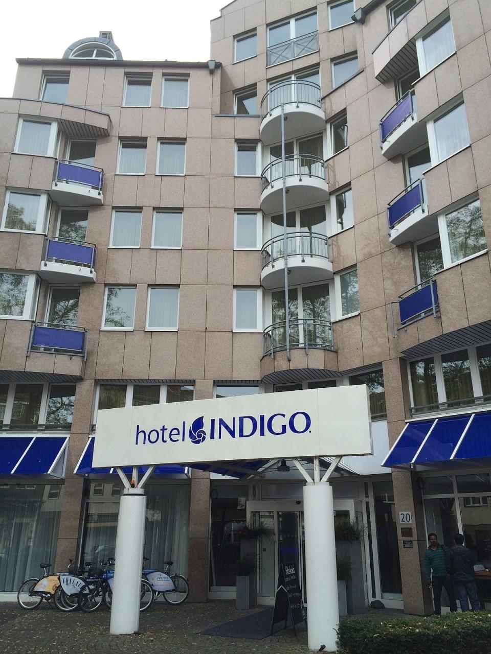 Hotel indigo d sseldorf insideflyer nl for Hotel dusseldorf mit schwimmbad