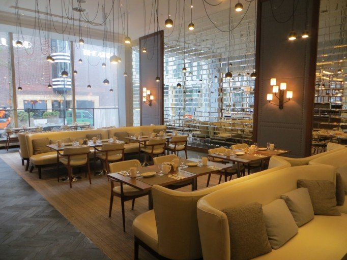 Restaurant Stadshal Hilton Rotterdam