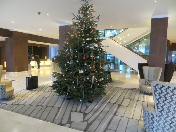 Lobby Hilton Rotterdam