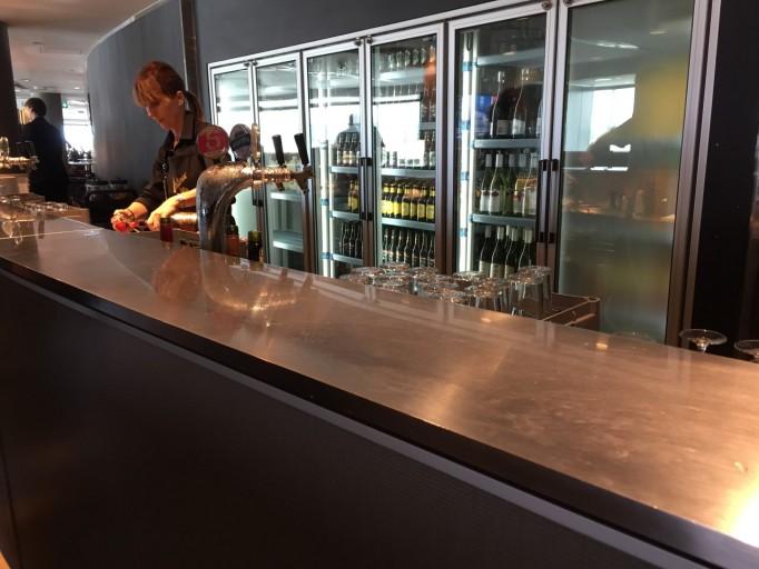 Qantas Club Lounge Perth