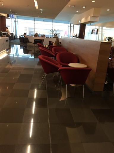 Qantas Club Lounge Sydney