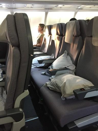 Stoelen A330-200