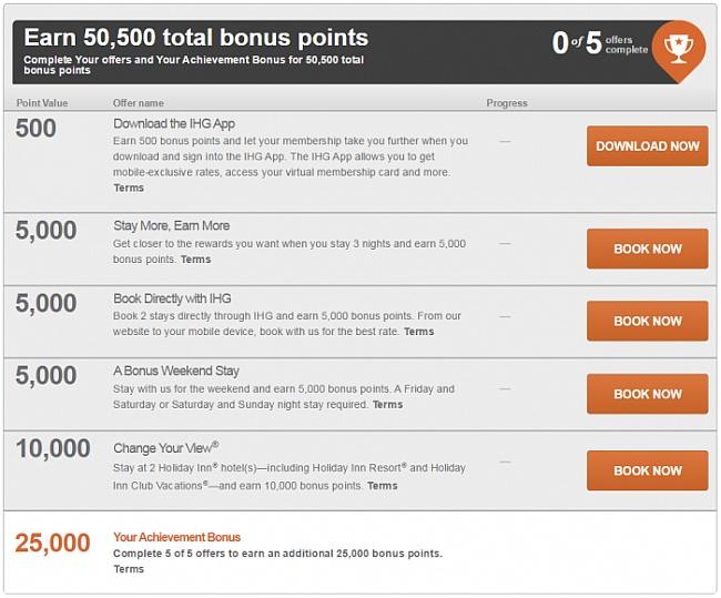 50.500 Rewards Club Points bij nieuw lid
