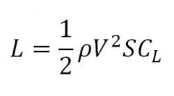 Lift formule