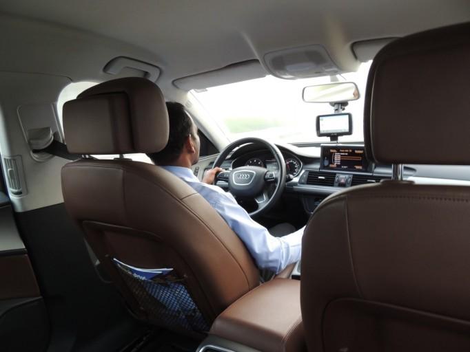 AirBerlin chauffeur
