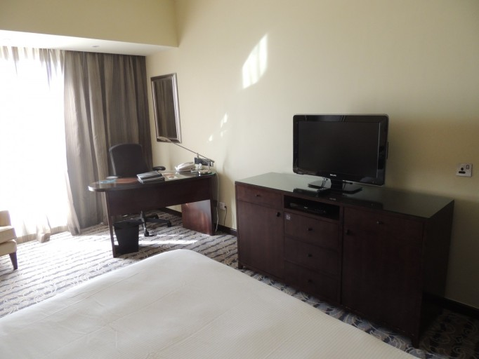 Hilton Al Ain junior suite