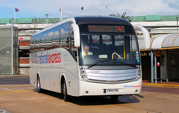 nat express transfer