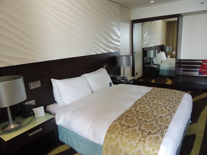 Radisson Blu Abu Dhabi Yas Island Business class room