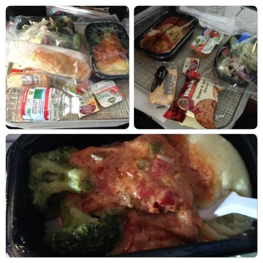 Food AA 777-300ER