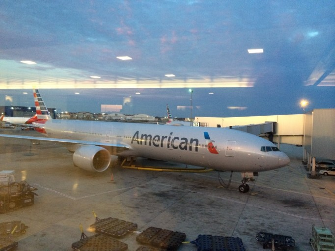 American Airlines Boeing 777-300ER