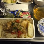 Singapore Airlines noodles
