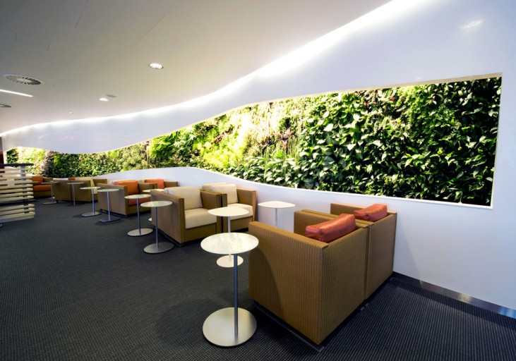 SkyTeam Lounge Londen