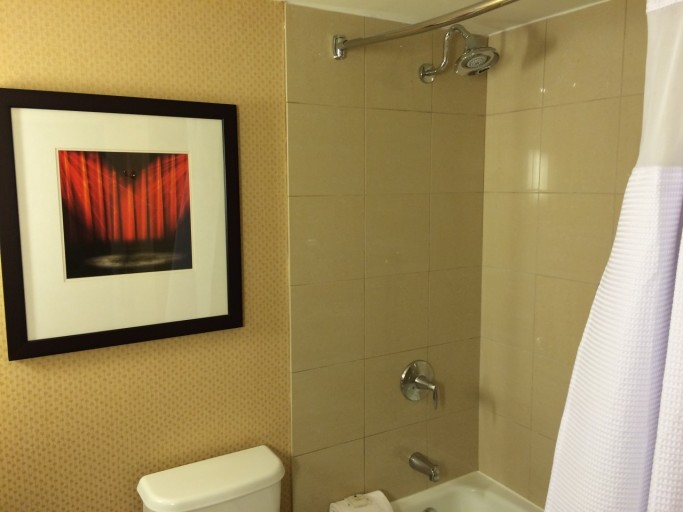 Een recept voor een nat toilet en badkamer