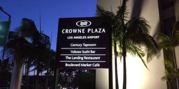Crowne Plaza LAX
