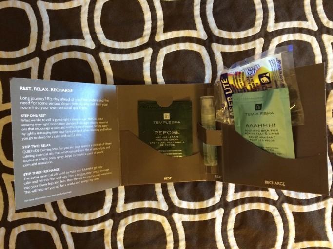 CP LAX - Sleep Amenity Kit