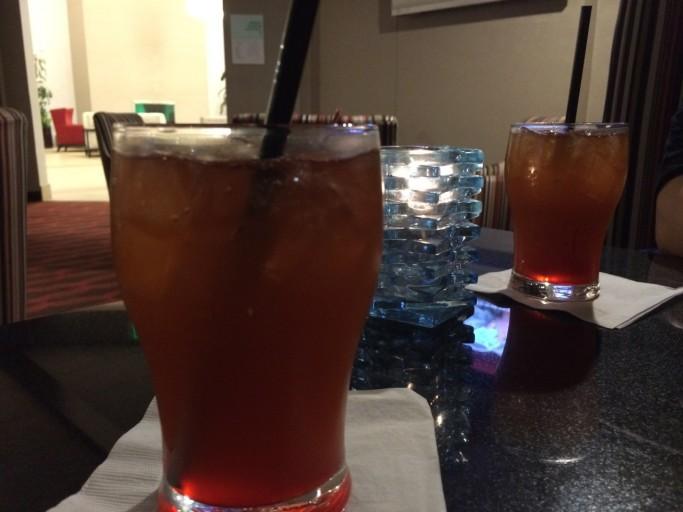HI Buena Park - Bar Drinks