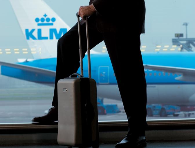 KLM bagage
