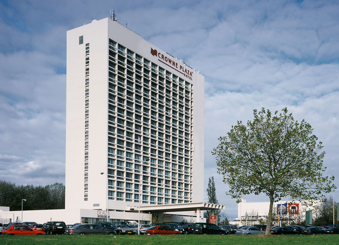 Antwerp Hotel Loyalty - Crowne Plaza