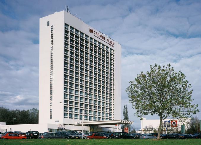 Antwerp Hotel Loyalty - Crowne Plaza