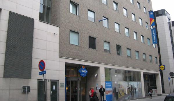 Antwerp Hotel Loyalty - IBIS BUDGET ANTWERPEN CENTRAAL STATION