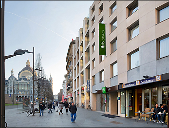 Antwerp Hotel Loyalty - ibis Styles Antwerpen City Center
