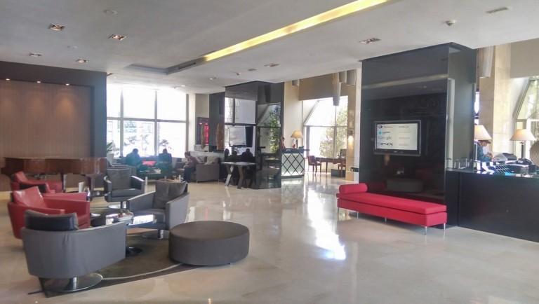 Movenpick CMN lobby