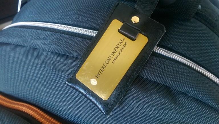 Voor de luggage tag alleen al zou je het doen!