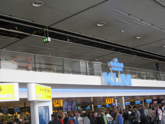 Central security Schiphol