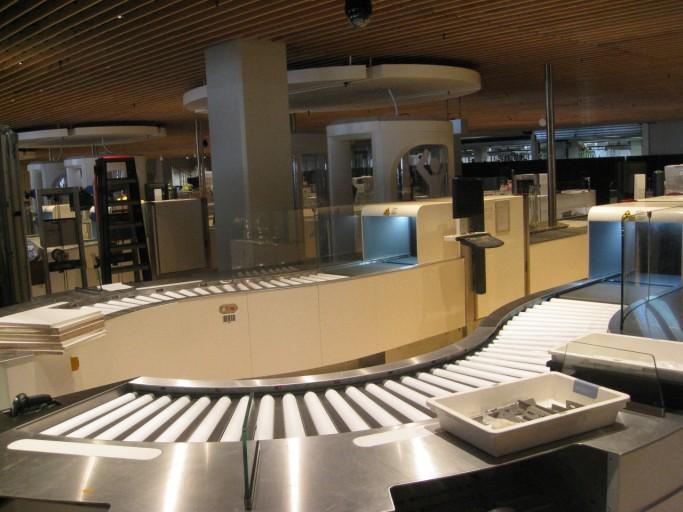 Centrale security Schiphol