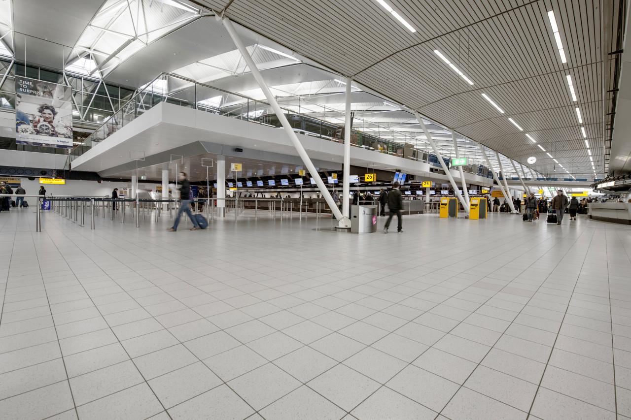 vertrek brussel luchthaven