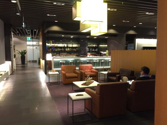Lounge en Bar