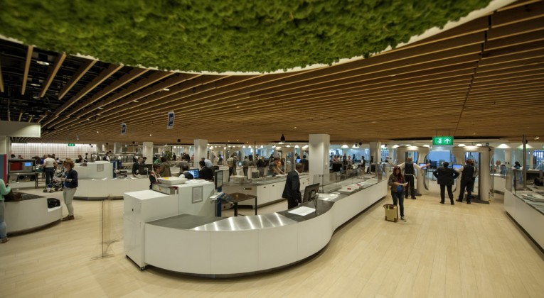 New Central Security at Schiphol Airport - InsideFlyer NL