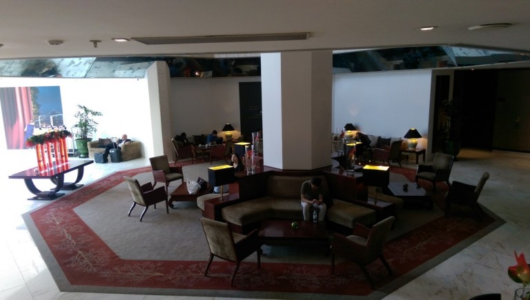 IC Lisbon - lobby