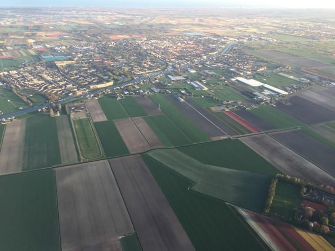 De polders van Nederland