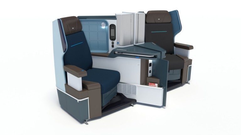 KLM A330 vloot krijgt nieuwe WBC