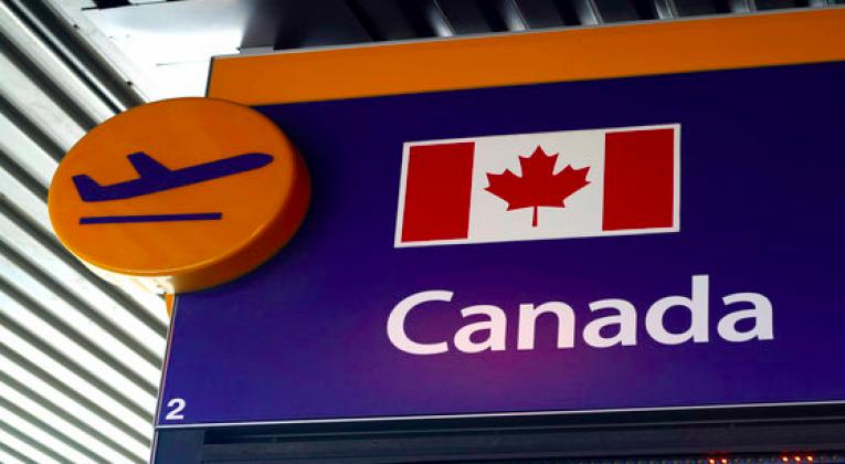 Canada Verplicht ETA Visum
