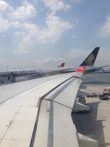 Andere buurman; Singapore Airlines