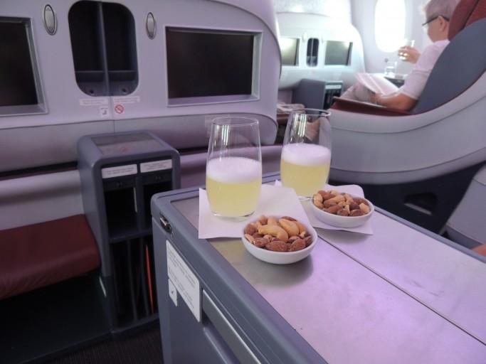 LAN Dreamliner Business Class
