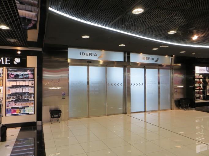 Iberia Lounge Madrid