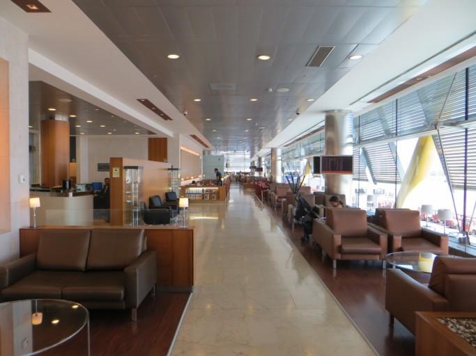 Velasquez Lounge Iberia Madrid