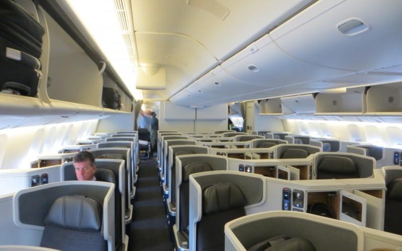American Airlines Business Class Op De 77w Insideflyer Nl