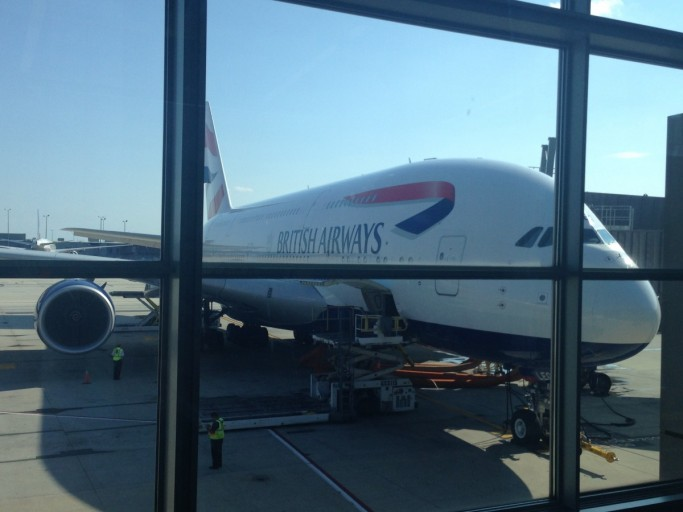 Buurman op weg naar London