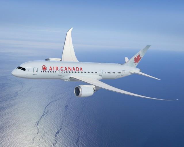 Air Canada Boeing 787 Dreamliner (1)