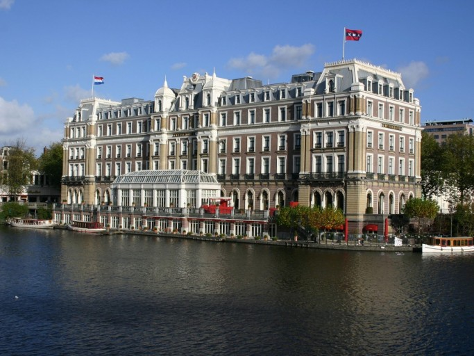 Intercontinental Hotel Amstel in Amsterdam