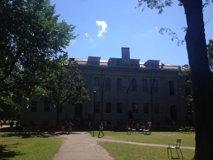 Harvard!