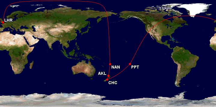 Wie heeft er zin in een bezoekje aan de eilanden van de Stille Oceaan?