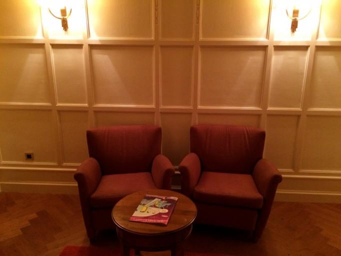 Comfortabele stoelen